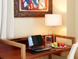 Hotel Carlos I Silgar | [en]Habitación doble [en] Double Room [en] Quarto Duplo