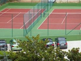 Hotel Carlos I Silgar Tenis