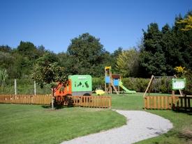 Hotel Carlos I Silgar   [es] Parque Infantil [en] Playground  [pt] Campo de jogos
