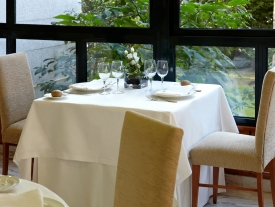 Hotel Carlos I SIlgar      Restaurante Miraflores