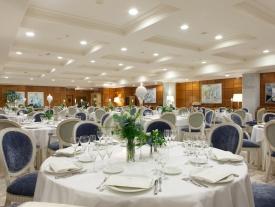 Hotel Carlos I SIlgar  |   Restaurante Carlos V