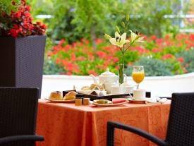 Hotel Carlos I SIlgar     Snack Bar