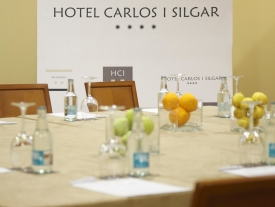 Hotel Carlos I Silgar | Fontoira
