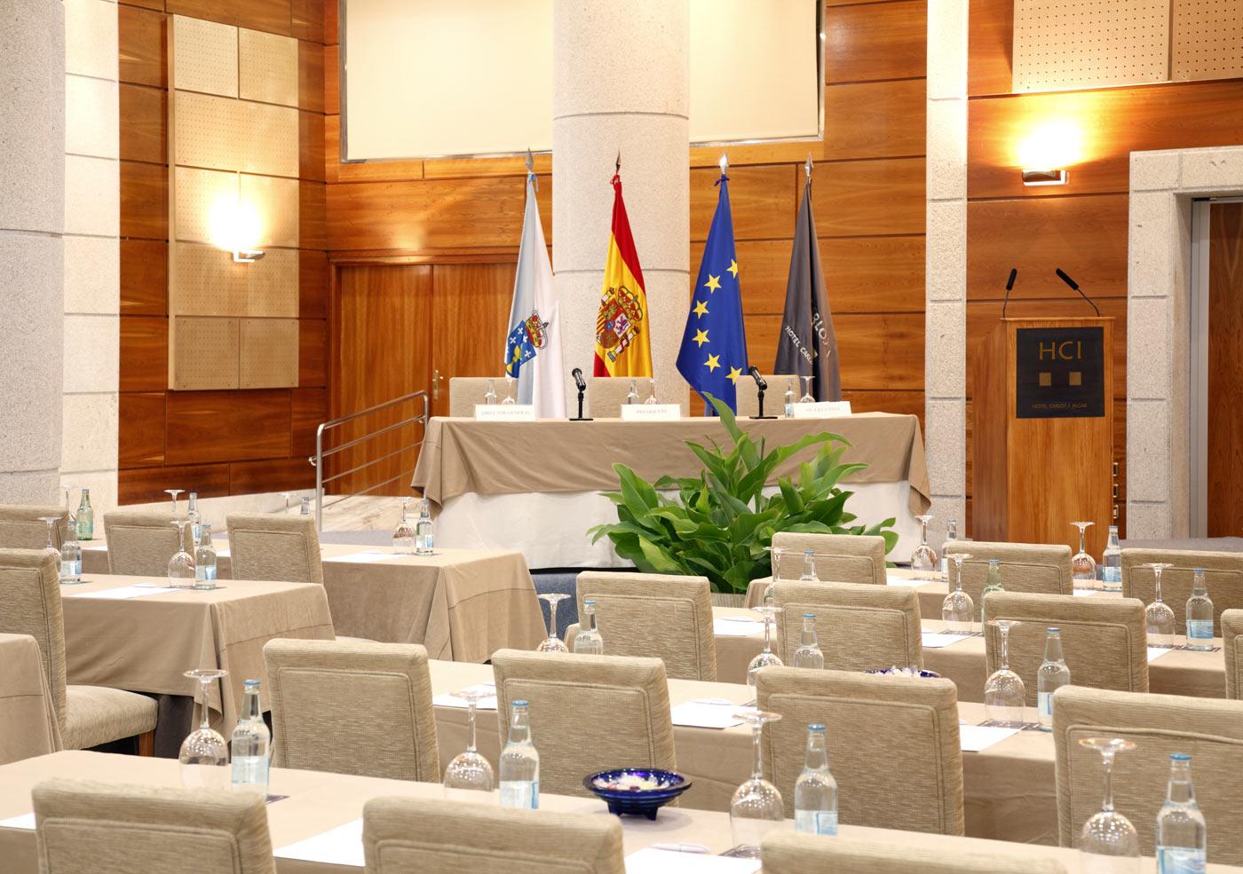 Hotel Carlos I Silgar | [es] Eventos[en]Events[pt]Eventos
